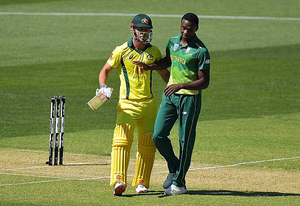 Kagiso Rabada finished with four wickets to his name