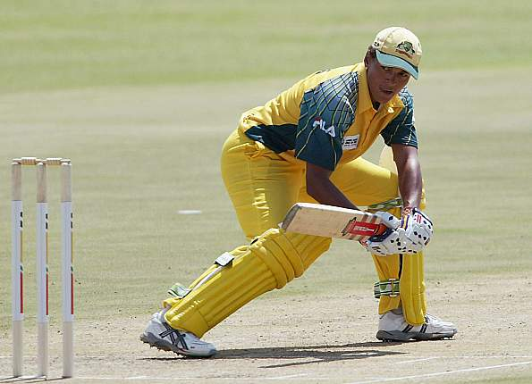 Jones played 61 ODIs and five Tests for Australia.