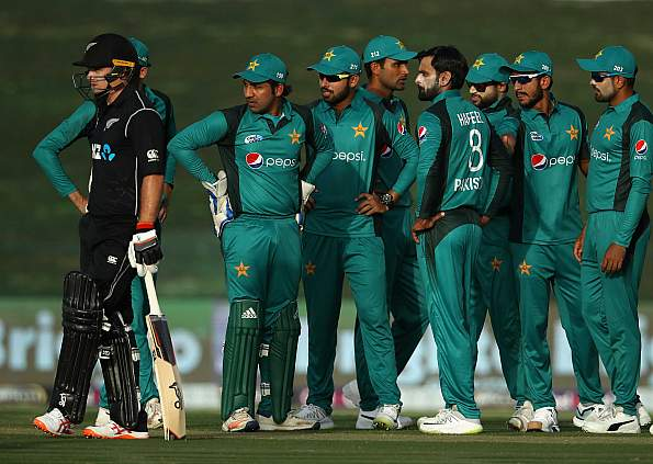 Pakistan has won only one match - out of six - while chasing against New Zealand in the UAE since they have adopted the country as their home venue.