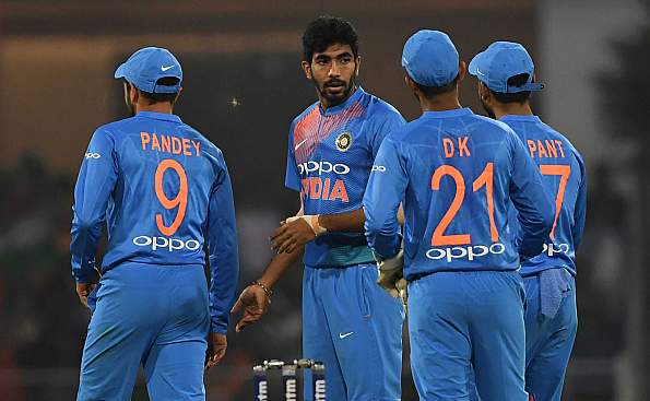 The rest for Bumrah comes in the wake of growing workload concerns.