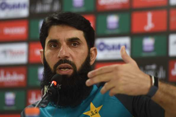 Misbah was in no mood to sugarcoat things after Pakistan went down 0-2